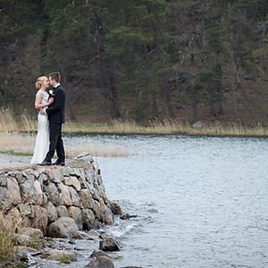 Bröllop i Saltsjöbaden