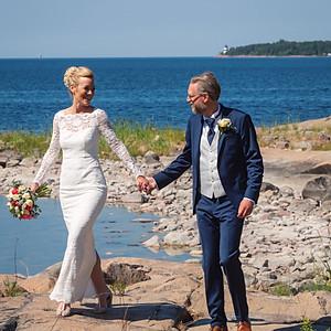 Bröllop i Öregrund