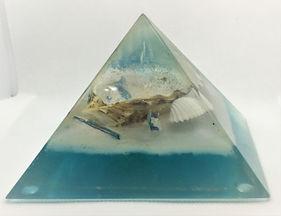 Piramide Calming ocean