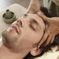 Ayrvedic Head Massage