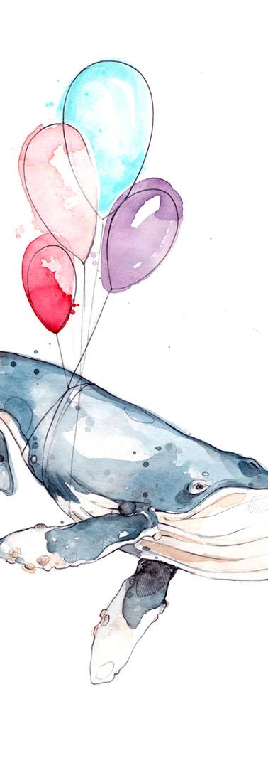 La Baleine aux Ballons