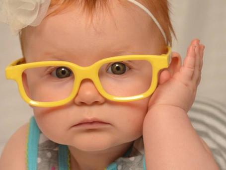 Eye–hand coordination of infants