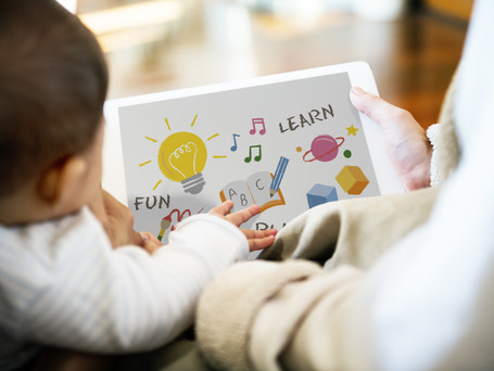 How technology can help children with low vision?