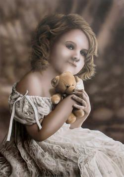 Childhood: my Teddy