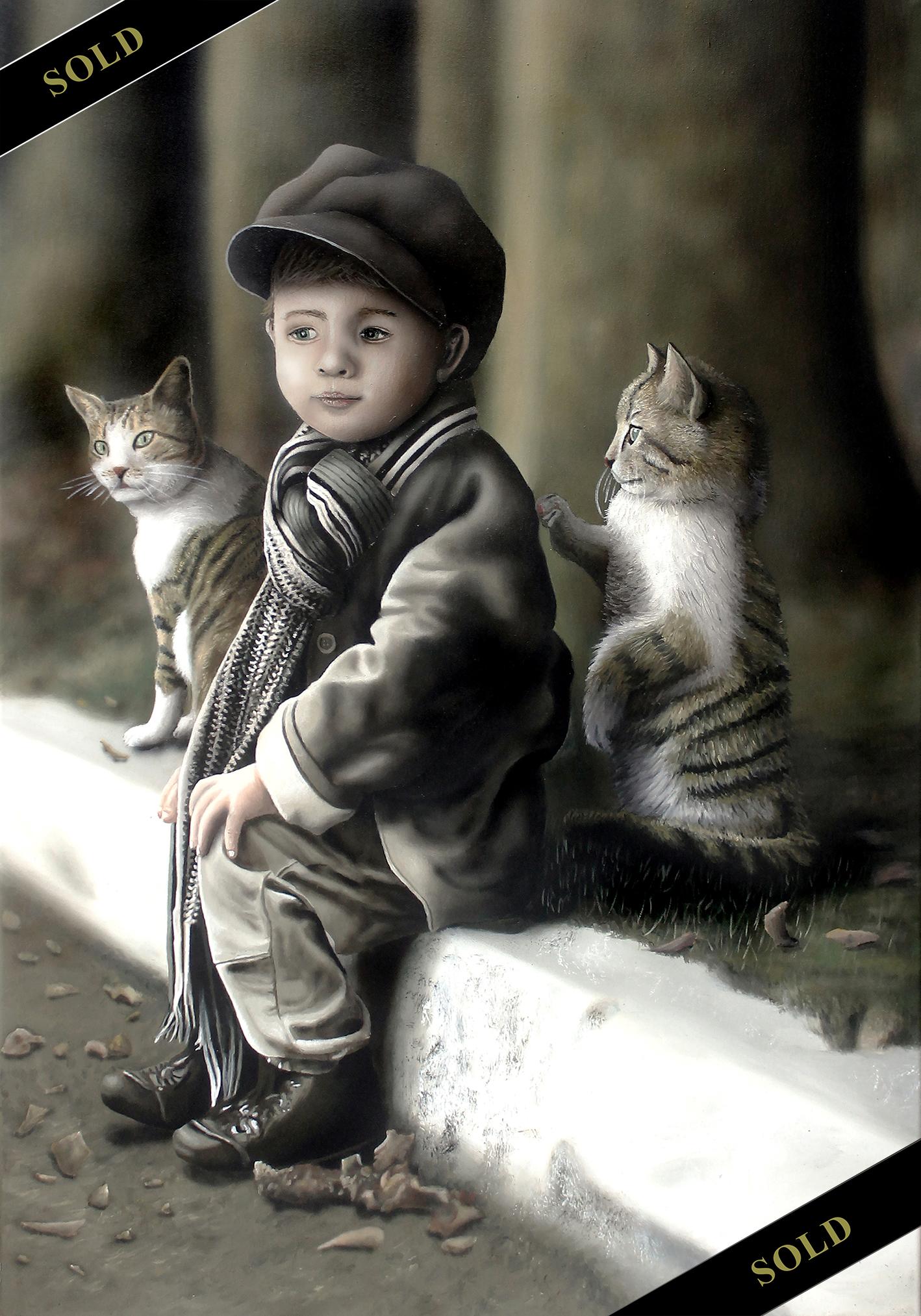 Childhood: Gabriel