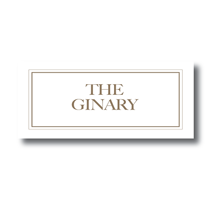 The Ginary Sign, Gin Sign, Gin Gift