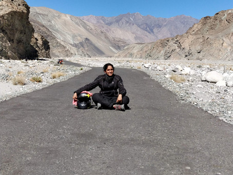 Heaven Explored - My First Bike Expedition!