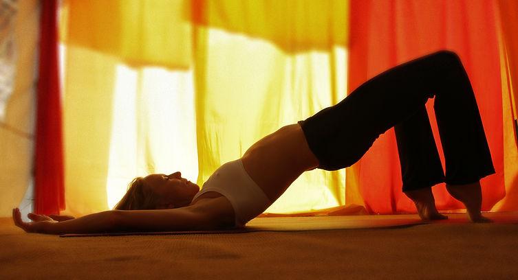 Yoga & Becken, das Kraftzentrum, Workshop für Frauen in Zürich