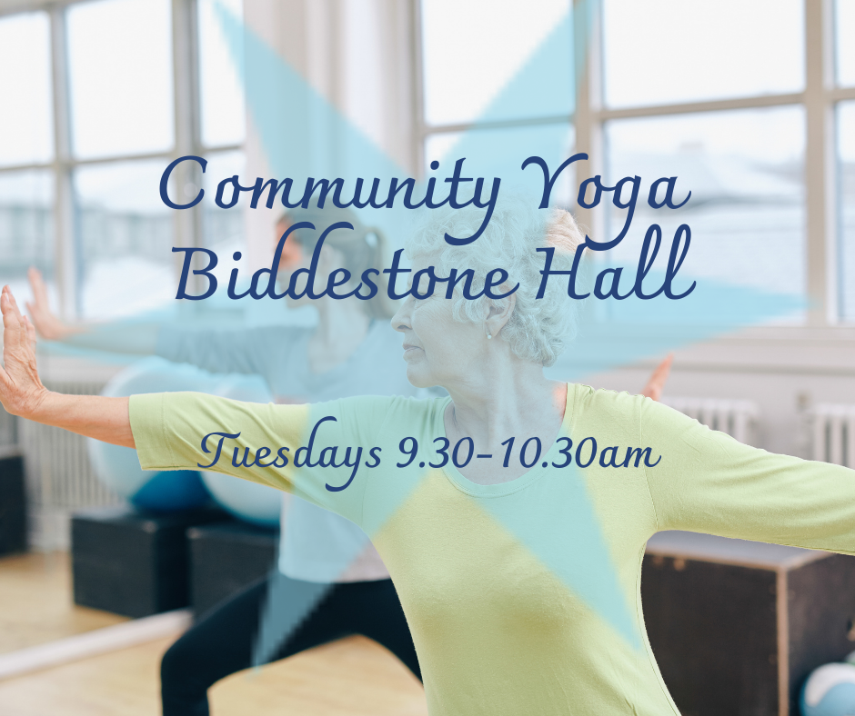 Tuesday Biddestone Yoga