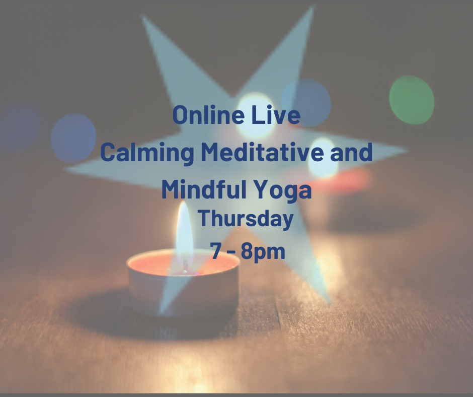 Calming Meditative and Mindful Yoga