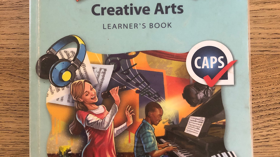 Grade 8 Creative Arts Learner's Book
