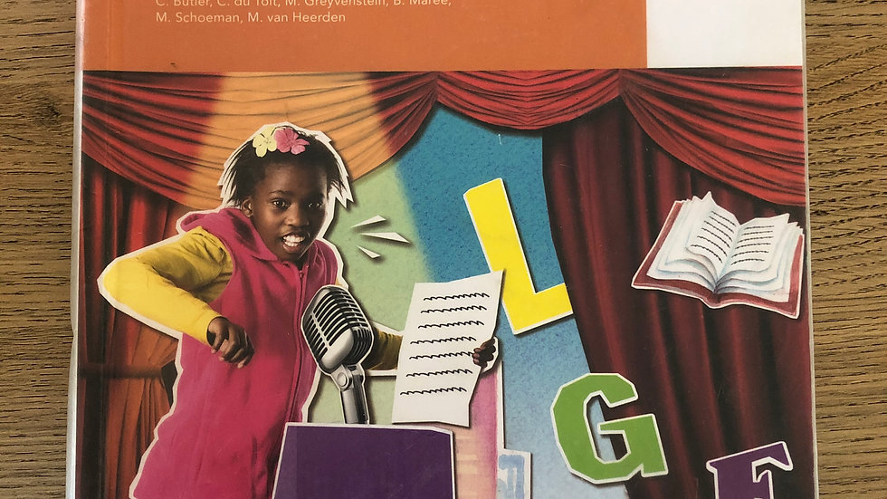Grade 6 Afrikaans Learner's Book