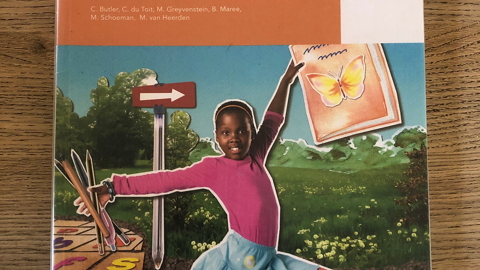 Grade 4 Afrikaans Learner's Book