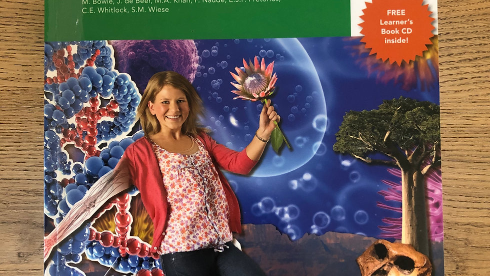 Grade 12 Life Sciences Learner's Book