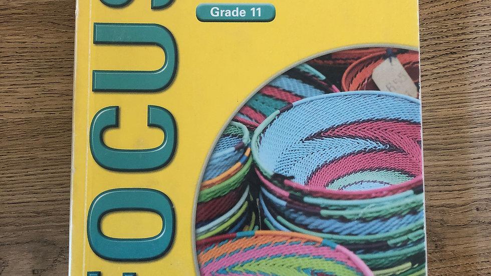 Grade 11 Tourism textbook