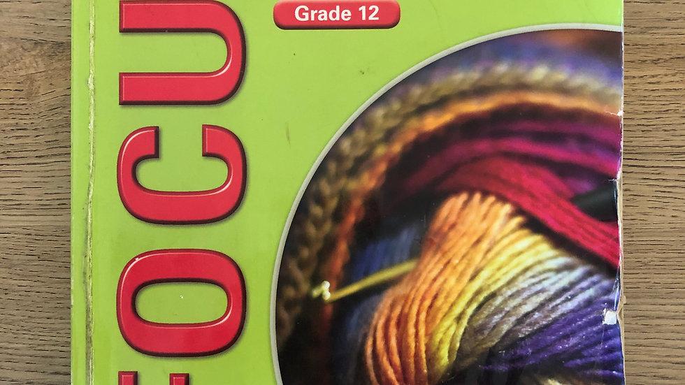 Grade 12 Consumer Studies Textbook