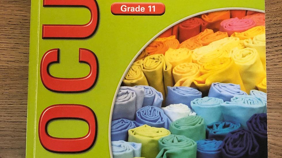 Grade 11 Consumers Studies Textbook