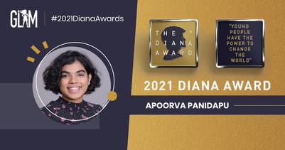 2021 Diana Award Honor