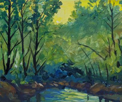 Creek Green (2015)