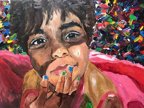 Portrait of Lashia