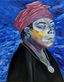 Maya Angelou (2017)