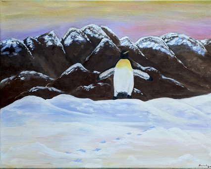 Pastel Snow (2018)