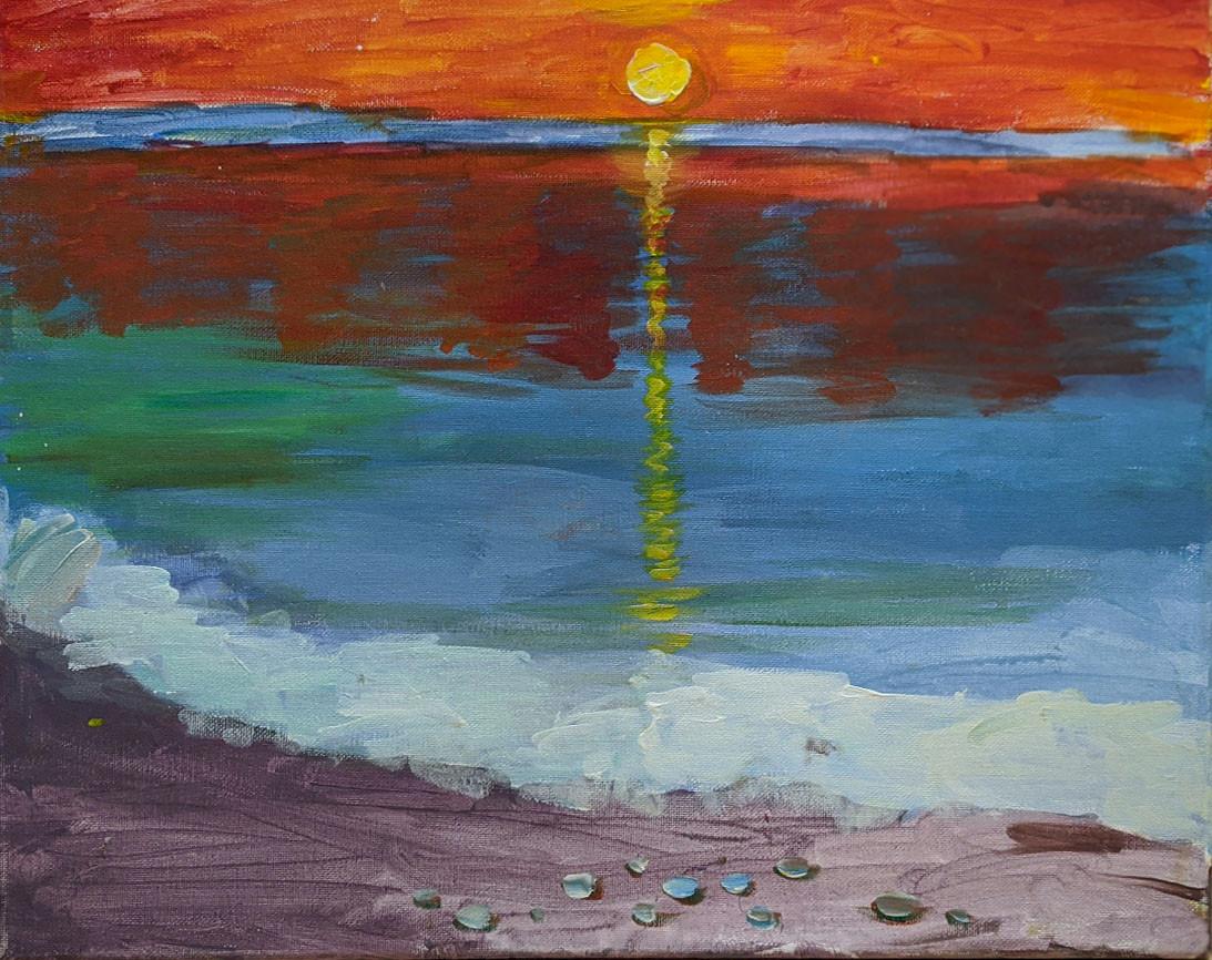 Vermillion Sunset (2014)