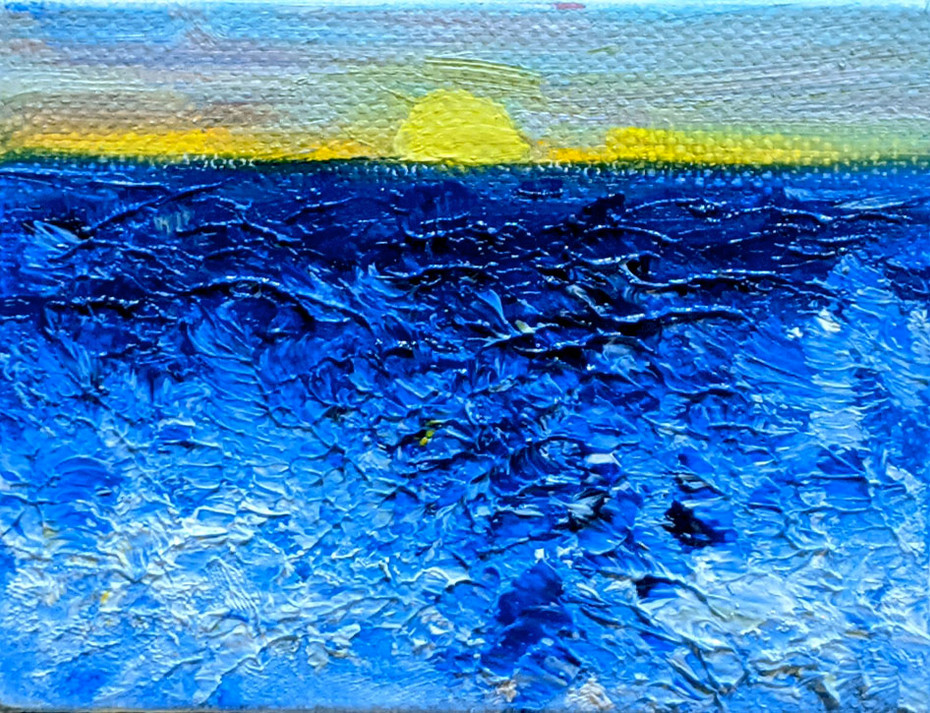 Textured Waves (2018)
