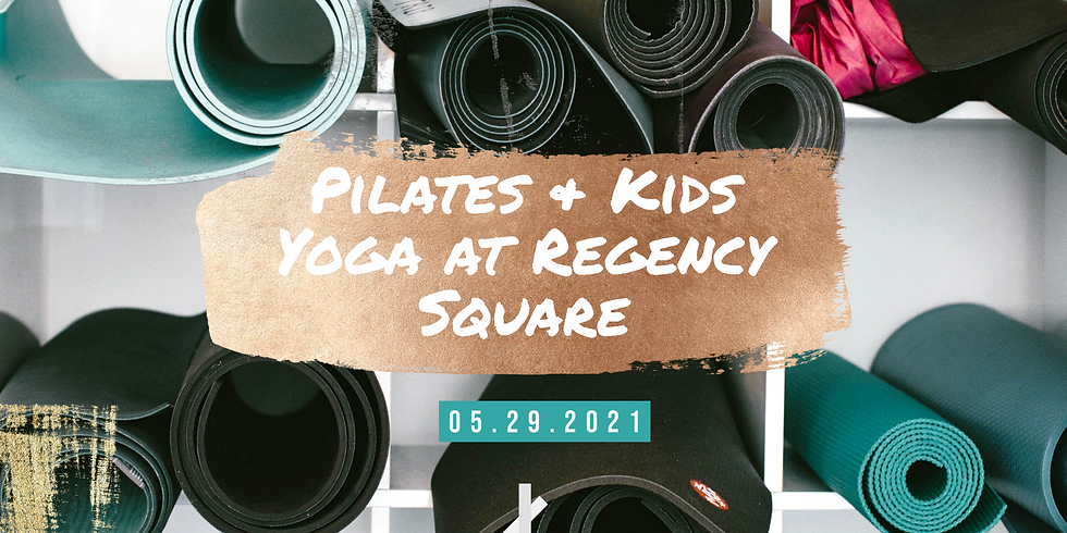 Pilates for Adults and Yoga for Kids on the Greens in Nocatee!