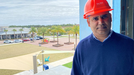 The link taking shape in Nocatee Town Center