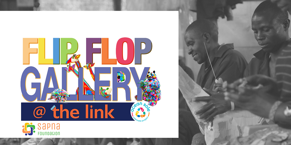 Flip Flop Gallery Fundraiser