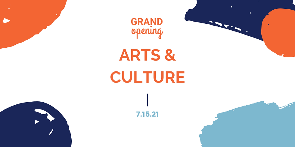 Arts & Culture #launchthelink
