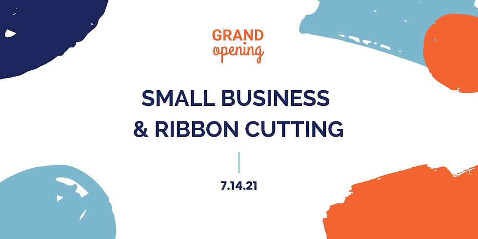 Small Business & Ribbon Cutting! #launchthelink