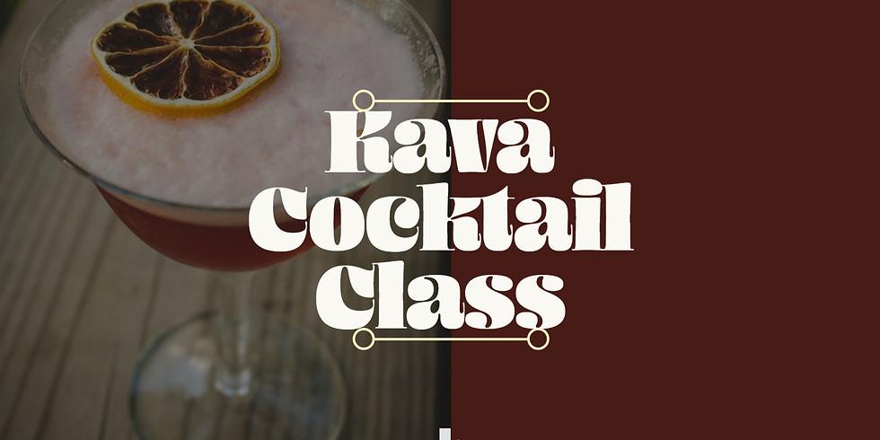 Kava Cocktail Classes