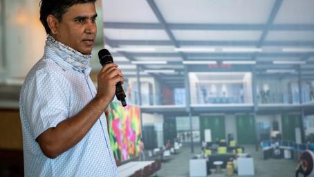 Hub targets coworkers, collaborators
