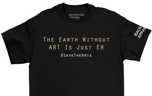 #SaveTheArts GOLD