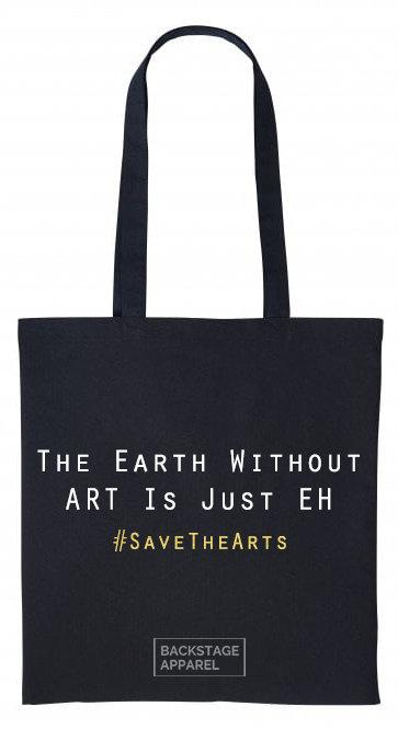 #SaveTheArts TOTE