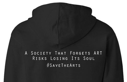 #SaveTheArts