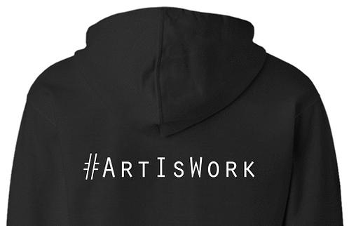 #ArtIsWork