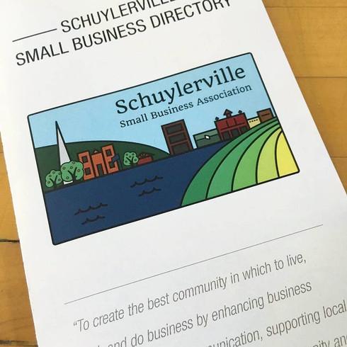 SCHUYLERVILLE SMALL BUSINESS ASSOCIATION