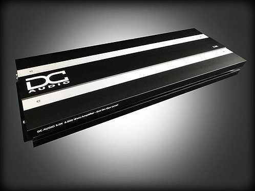 DC Audio 5k Amplifier