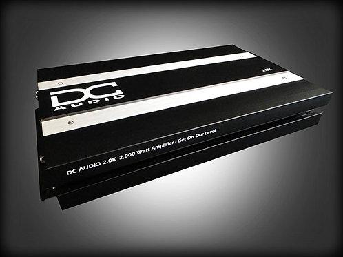 DC Audio 2k Amplifier