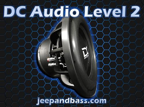 """DC Audio Level 2 10"""""""