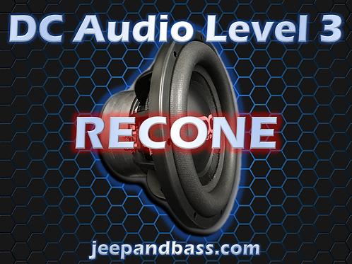 DC Audio Level 3 Recone
