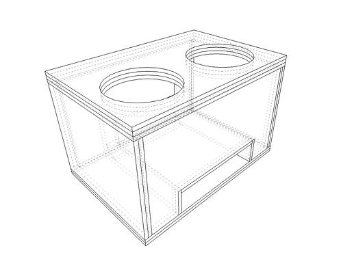 Custom Ported Box Design