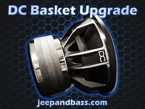 """DC Audio M4 Basket Upgrade  (Level 6 18"""")"""