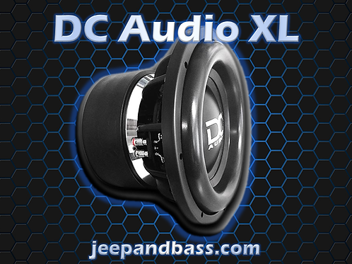 DC Audio XL 10""