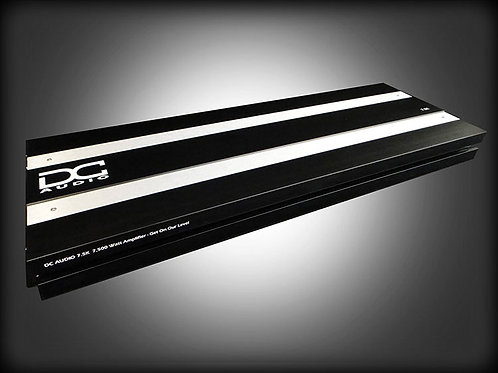 DC Audio 7.5k Amplifier