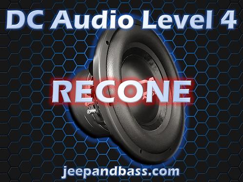 DC Audio Level 4 Recone