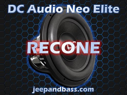 DC Audio Neo Elite Recone